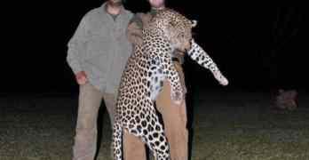 Donald Trump Jr Eric Trump leopard