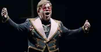 Elton John rant