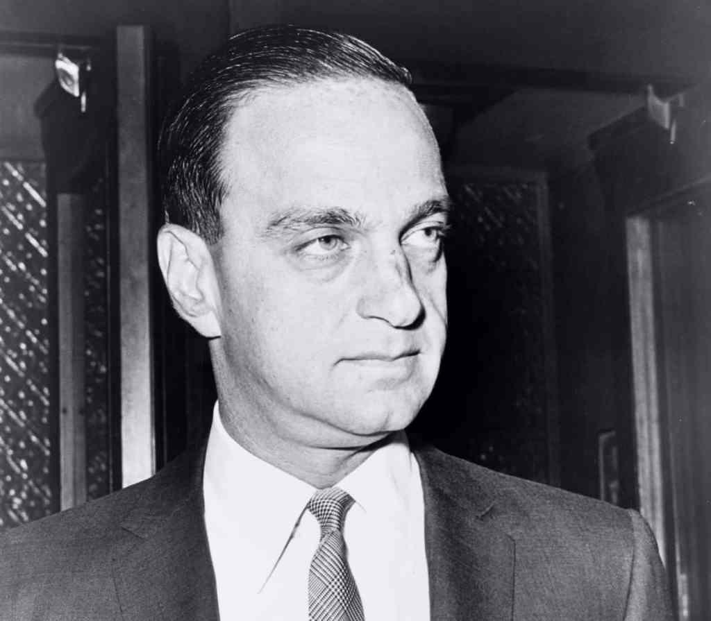 Roy Cohn public domain