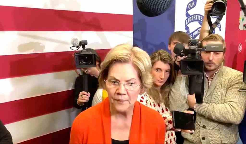 Elizabeth Warren Bernie