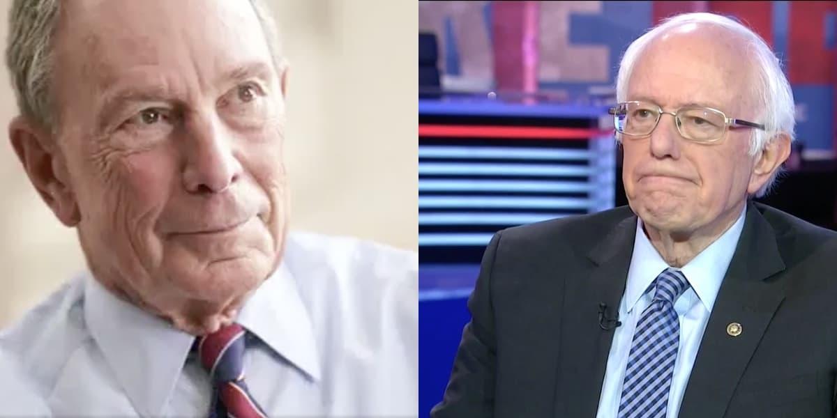 Bloomberg Bernie Bros
