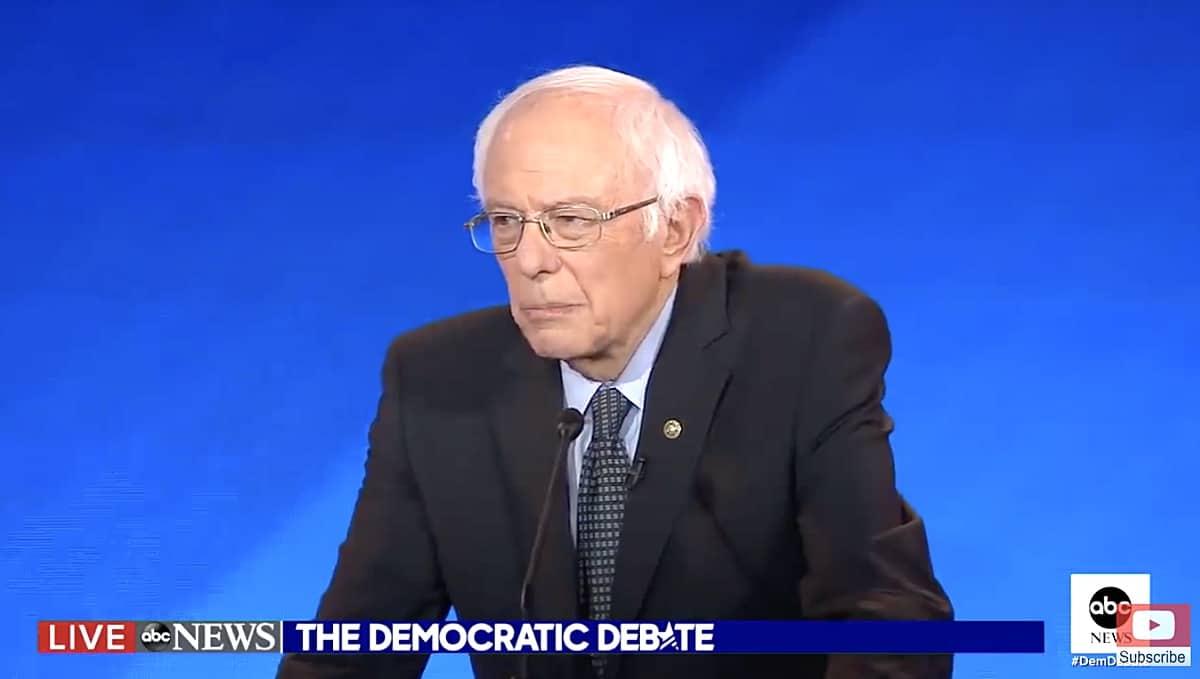 Bernie Sanders New Hampshire
