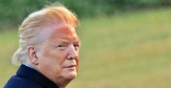 orangeface Donald Trump