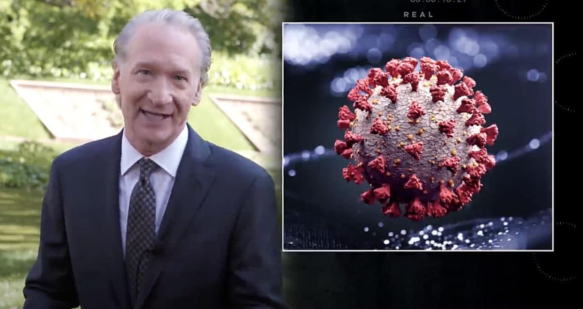 Bill Maher coronavirus