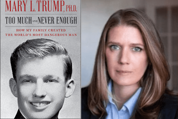 Judge temporarily blocks publication of Mary Trump's tell-all book