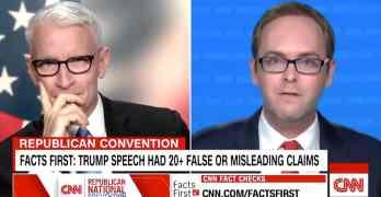 Daniel Dale Trump lies