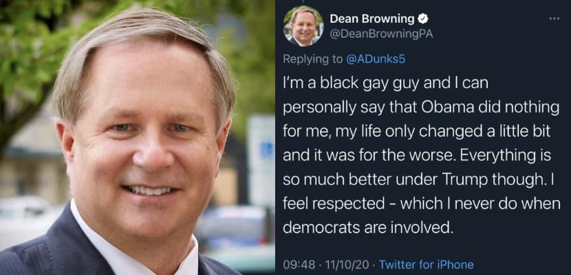 Dean Browning