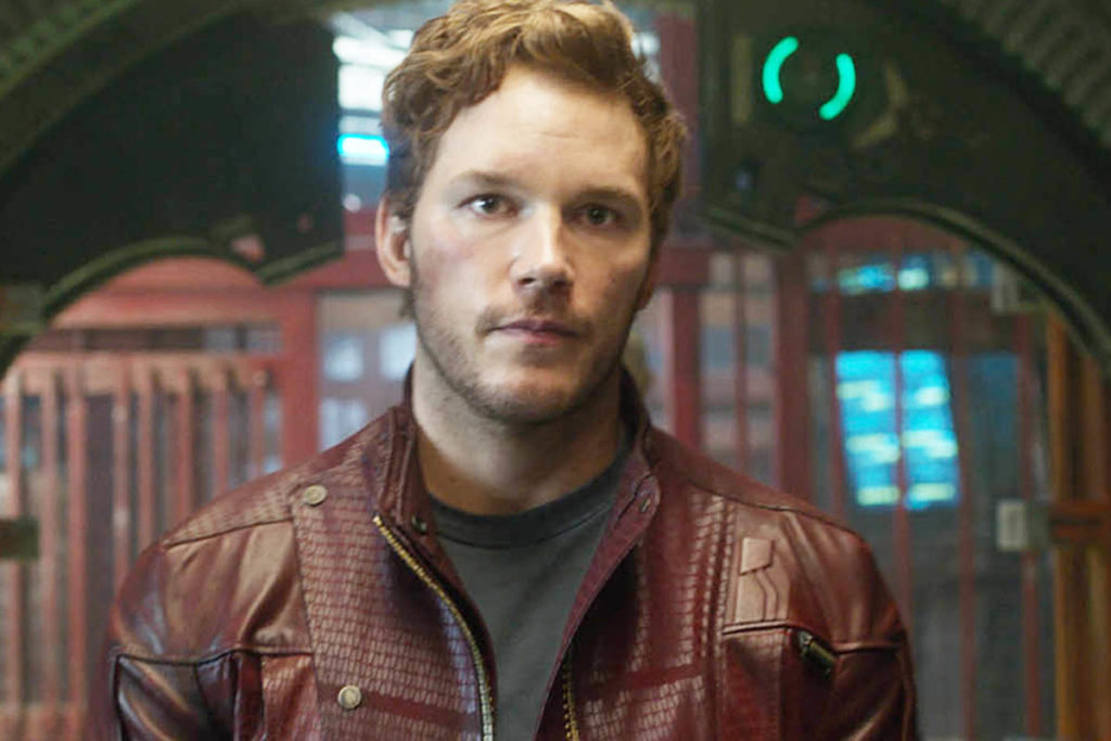 `Guardians of the Galaxy` comic confirms Star-Lord is bisexual and polyamorous