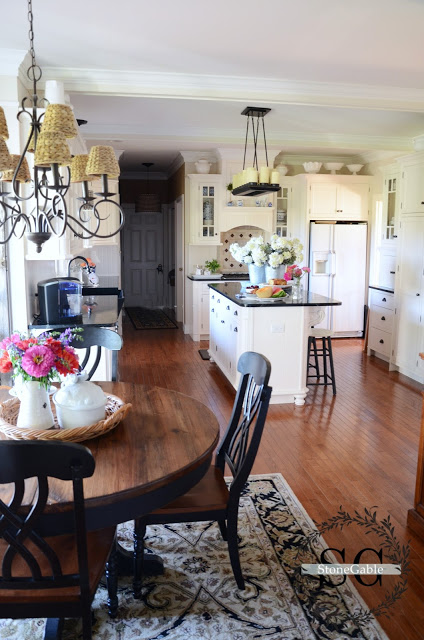 Charming Traditional Elegance StoneGable Home Tour