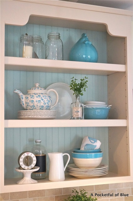 Charming Cottage Style  A Pocketful of Blue  Town