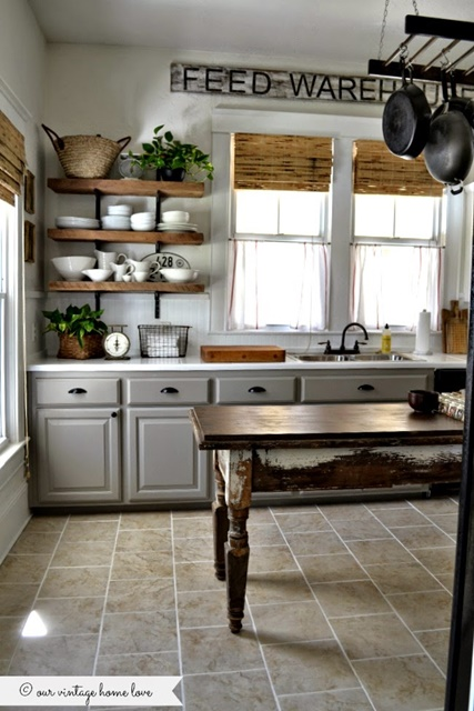 Charming Home Tour Our Vintage Home Love Town