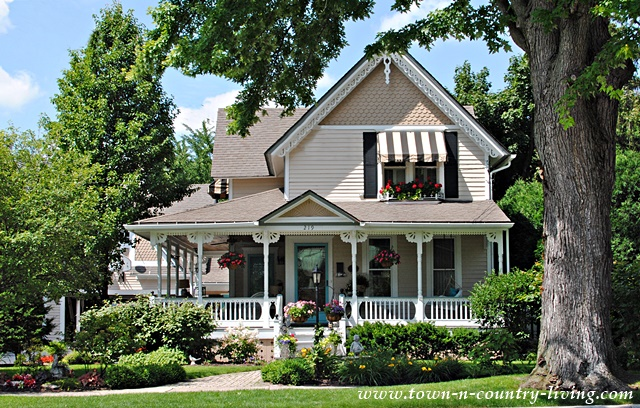 Historic Homes in Wheaton Illinois  Town  Country Living