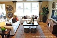 Industrial Chic Model Home - Town & Country Living