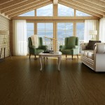 "Preverco White Oak Naunce Dublin - Oiled with Brushing - 7"" width"
