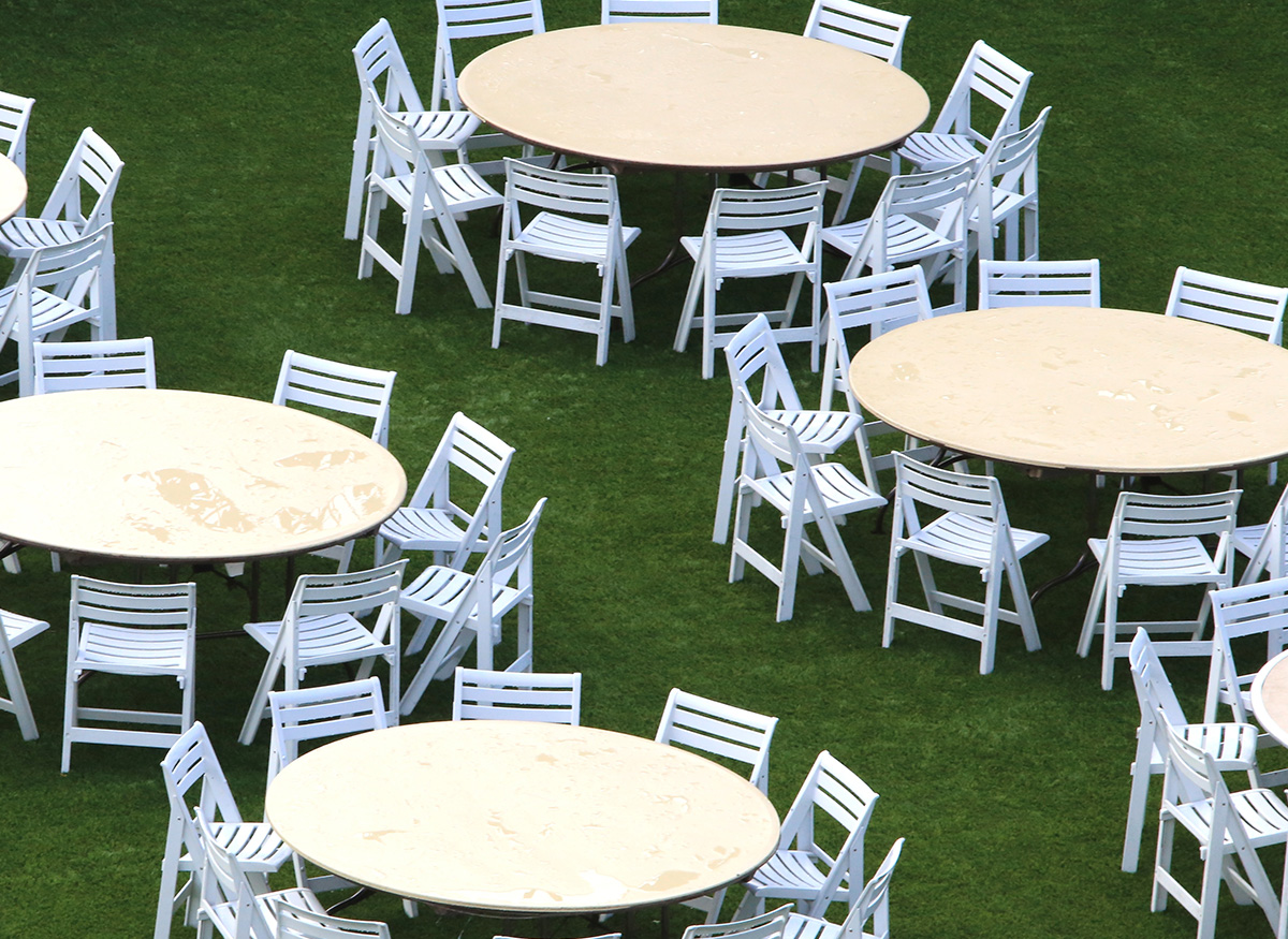 party rentals tables and chairs restoration hardware metal chair town country event