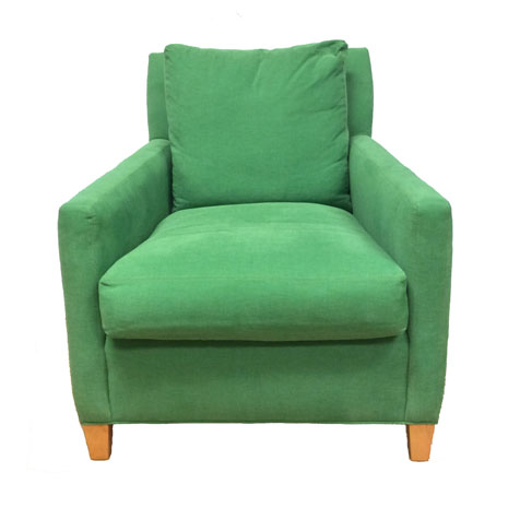 Emerald Chair  Town and CountryTown and Country