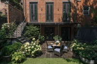 Brooklyn Heights Townhouse | Town & Gardens