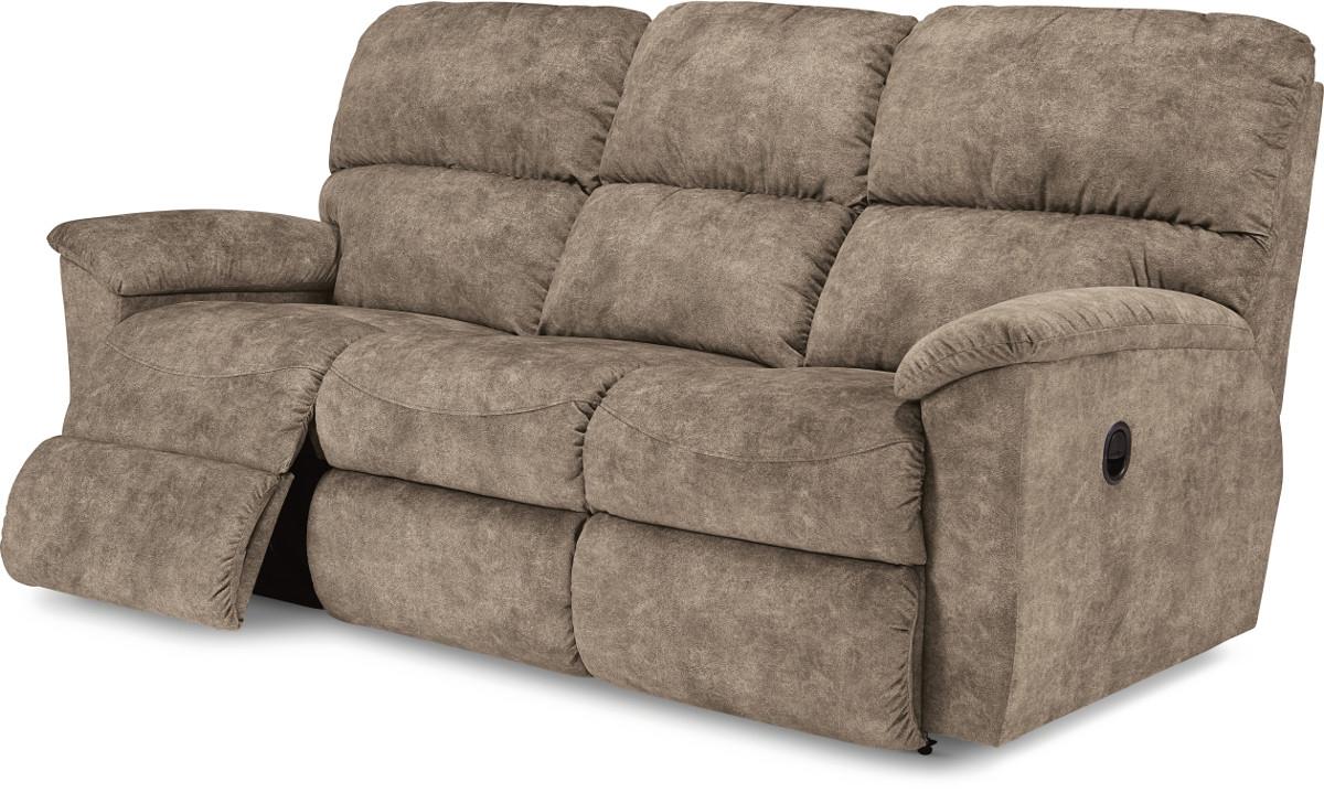 la z boy brooks reclining sofa town