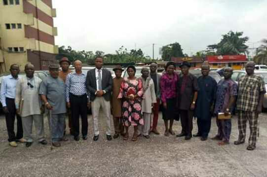 Parents of Rivers students on foreign scholarships protest to Public Complaints Commission