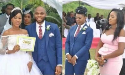 Females Now Taking 'Best Man' Position At Weddings – Nigerians React
