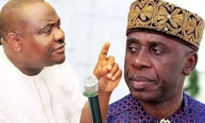 Amaechi Is Behind The Plot To Destroy The CJN Says Governor Wike