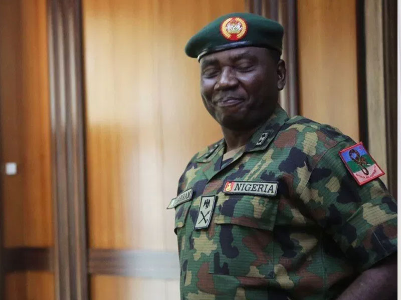 Unveiling Major General Jamil Sarham—GOC 6 Division Nigerian Army Port Harcourt