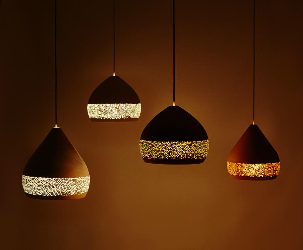 ceramic pendant lights
