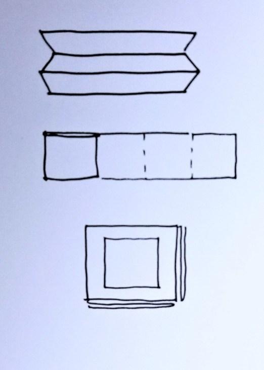 diagram of itajime folding 2