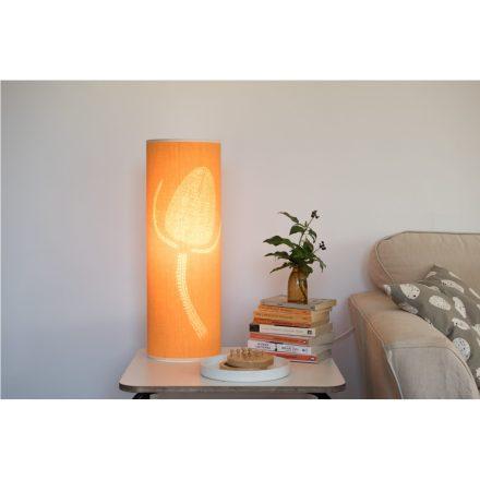 gold teasel lamp 2