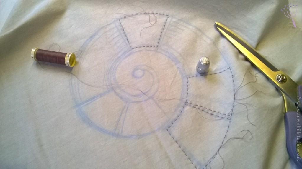indigo shibori ammonite (1)