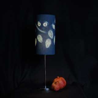 lampshade indigo berries 1