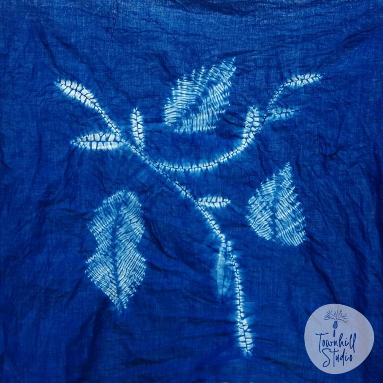 mokume leaf design