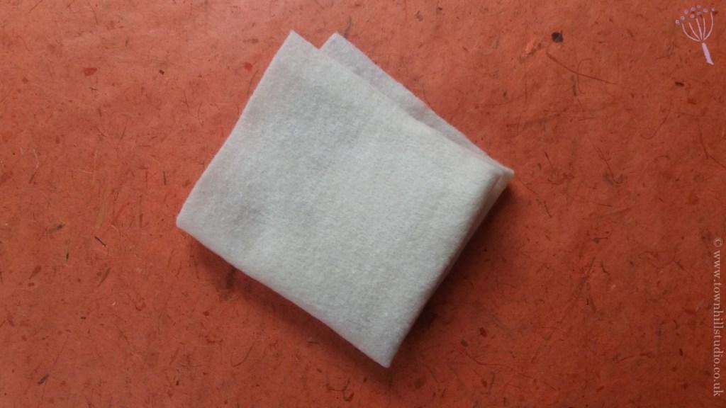 sample of prefelt