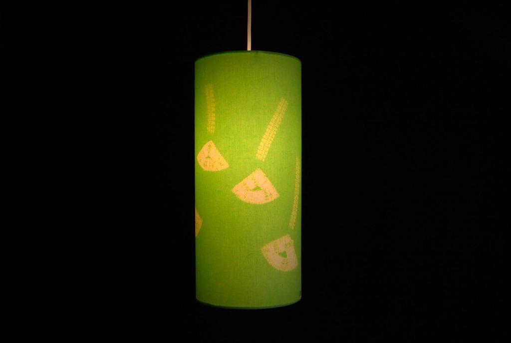 shibori-seed-heads-hanging-lampshade