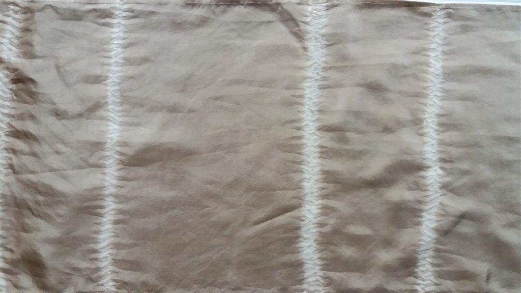 shibori stitch resist scarf (3)
