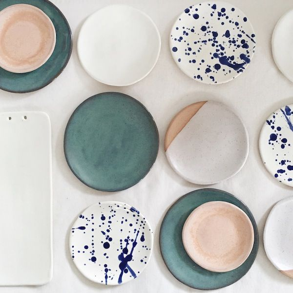 Arrow and Sage Ceramics || Design Trends 2016 | | Town Lifestyle + Design