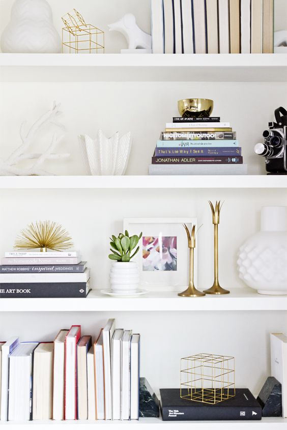 Bookcase of the day || Town Lifestyle + Design