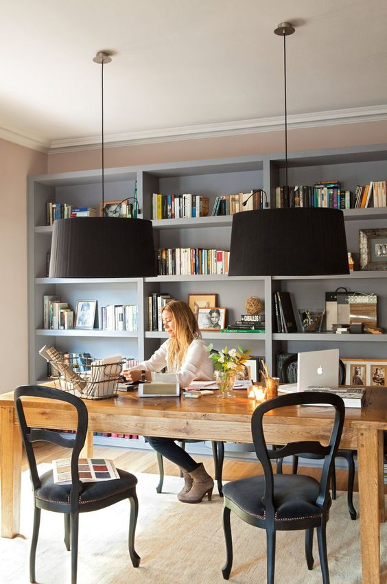 Home Office Inspiration || Town Lifestyle + Design
