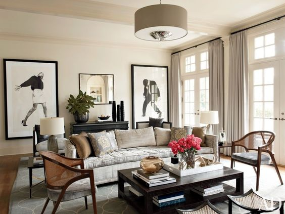 Top 10 Most Inspiring Living Rooms || Town Lifestyle + Design
