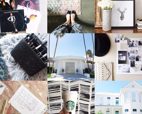 Top 9 Moments of 2016 || Town Lifestyle + Design || As we say goodbye to 2016, join me on a trip down memory lane as we look back at my top design moments of the year
