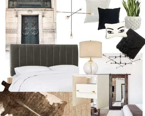 Town Lifestyle + Design || JANUARY 18 MOODBOARD