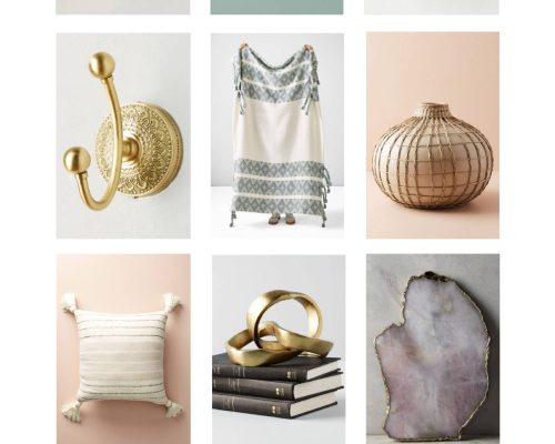 Anthropologie Home x Nordstrom - Top 12 Favorites || Town Lifestyle and Design || Shop the Post