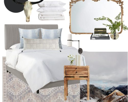 Town Lifestyle + Design || March 18 MOODBOARD