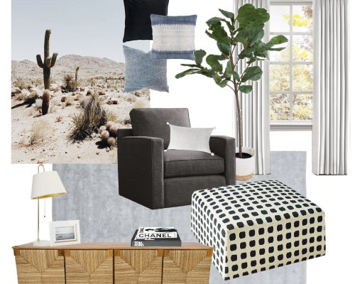 Town Lifestyle + Design || April 18 MOODBOARD