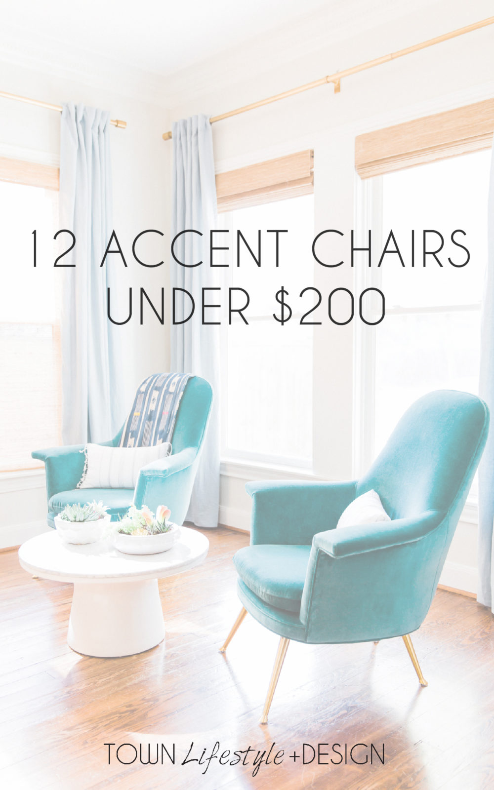 Charmant 12 CHAIRS UNDER $200 || Town Lifestyle And Design