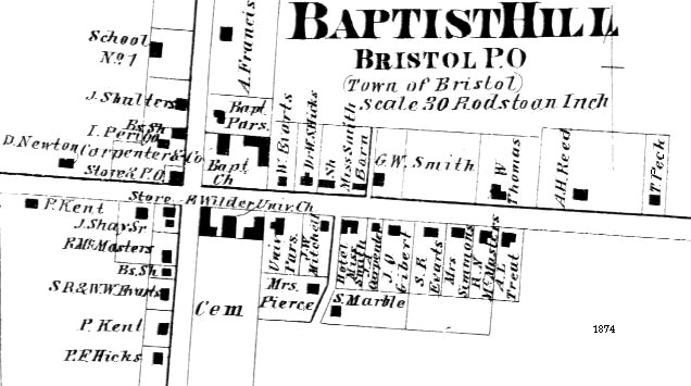 Historic Town Maps