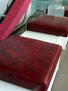 Dr. Pepper Lounge_Red Circles 3, HKS Inc. Dallas