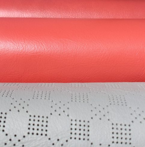 Townsend Leather Pantone Living Coral9