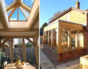 Timber Framed Construction Extensions Amp New Build