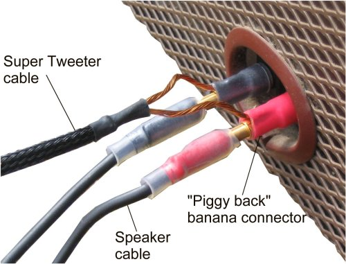 small resolution of subwoofer wiring diagram tweeter